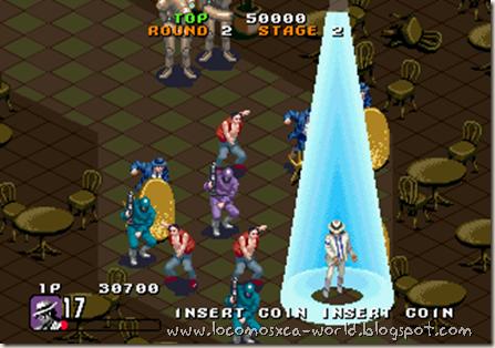 Moonwalker Arcade 2