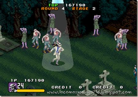 Moonwalker Arcade 3
