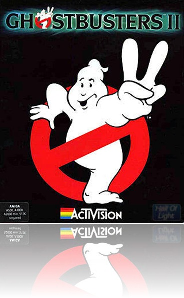 Ghostbuster 2 (Amiga cover)