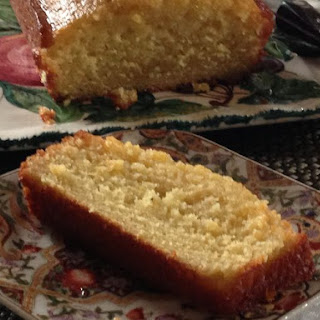 Citrus Semolina Olive Oil Cake