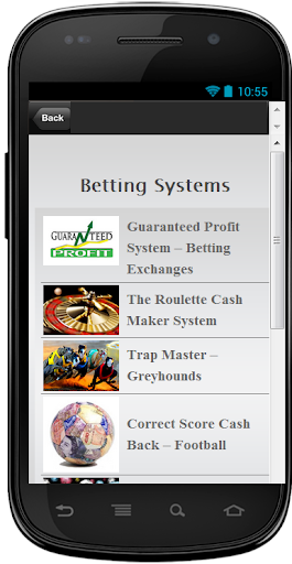 Free Betting Systems