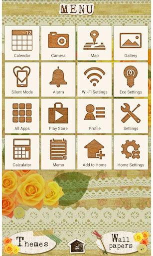 Natural Theme-Orange Love- 1.1 Windows u7528 3