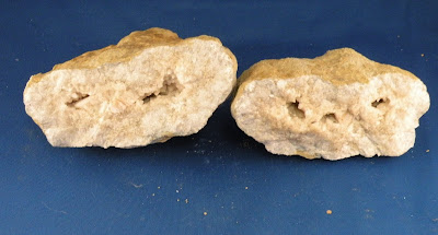 Geodes found at wifes aunt's yard in Keokuk IA. - Alans ...