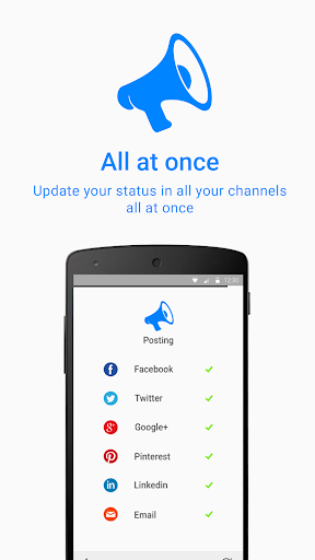 Social Media, Twitter, Google+ 3.2.1 screenshots 5