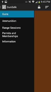 Gun Safe Screenshot