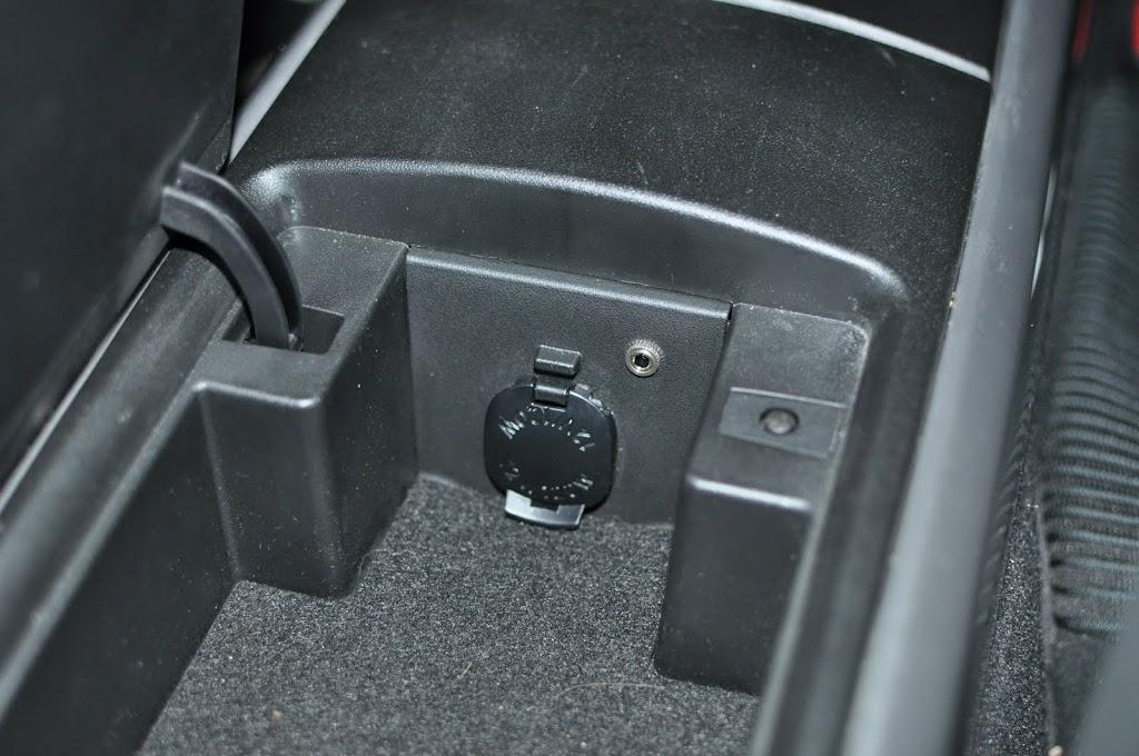 DIY: Aux-in port install via Grom adapter - RX8Club com