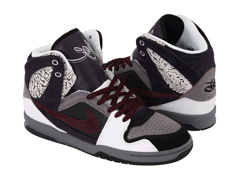 a186908a8 Nike 6.0 Zoom Oncore High Cool Grey    Blueprint-Deep-White-Burgund Billabong sandalen