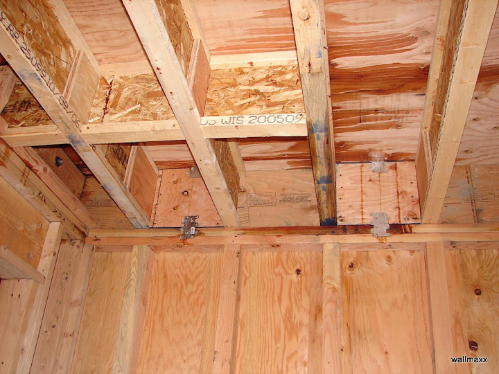 I Joists Roofing Blocking Framing Contractor Talk