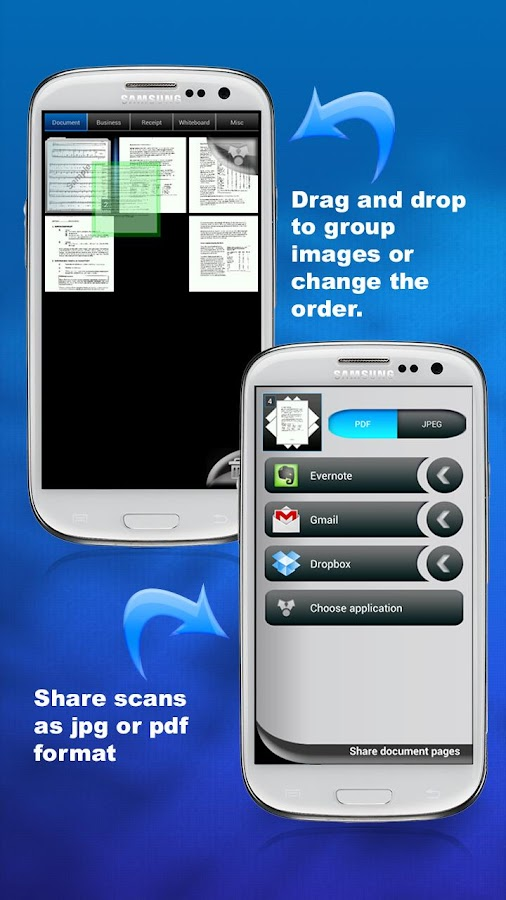 DocScanner S - screenshot