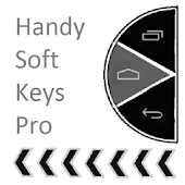Handy Soft Keys Pro - Navigation Bar