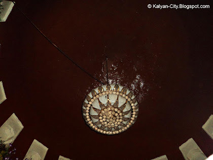 ceiling photo of temple