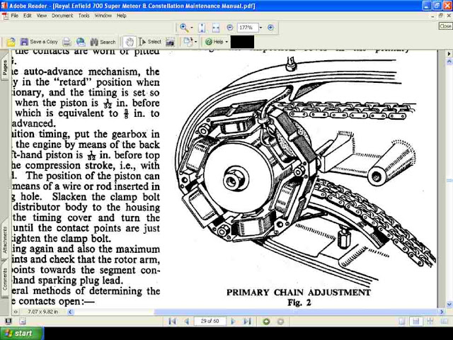 Royal Enfield Constellation Service Manual For Airflow