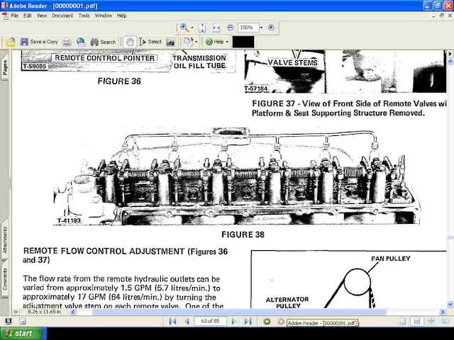 allis chalmers d17 wiring diagram allis chalmers d14 6 Volt to 12 Volt Conversion Wiring Diagram Jeep CJ3A 5040 Allis Chalmers Parts