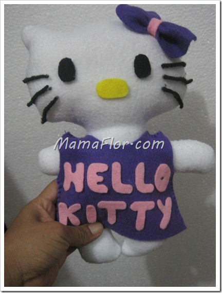 Peluches : Hello Kitty
