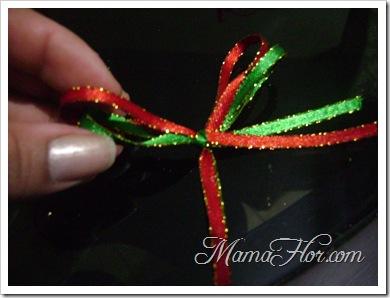 Como hacer una estrella navideña -6612