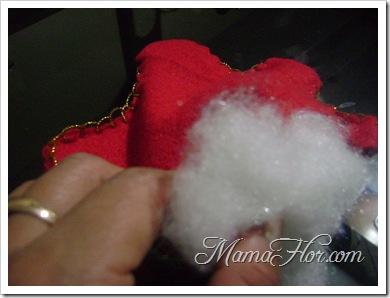 Como hacer una estrella navideña -6602