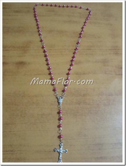 1367476307f8 Manualidades para hacer rosarios