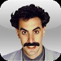 Borat Soundboard & Ringtones logo