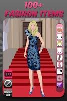 Screenshot of Red Carpet : Dress Up