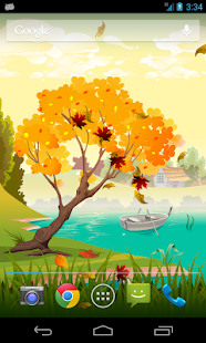 Seasons Easter Live Wallpaper - screenshot thumbnail