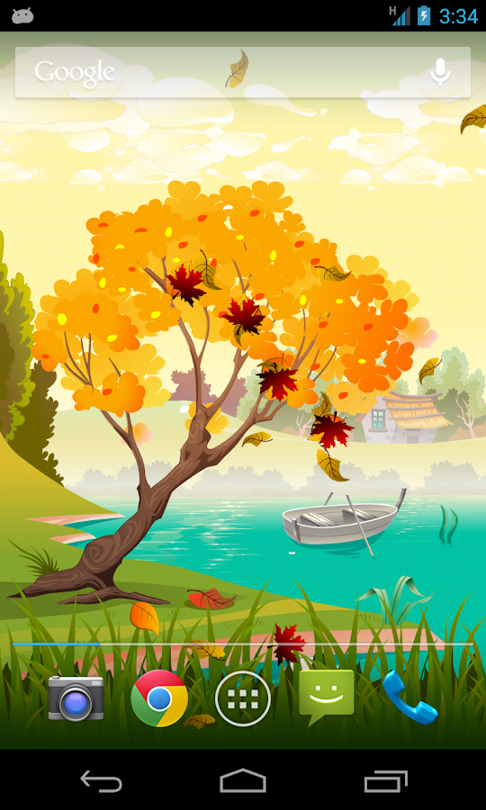 Seasons Easter Live Wallpaper - screenshot