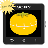 Pomodoro for Sony Smartwatch 2