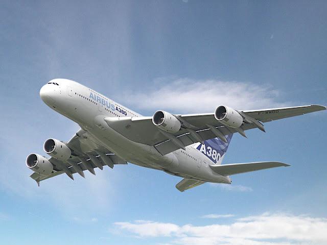 Model Pesawat Terbesar Di Dunia