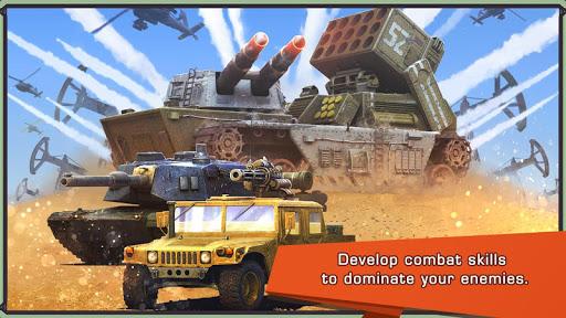 Iron Desert - Fire Storm 5.6 screenshots 6