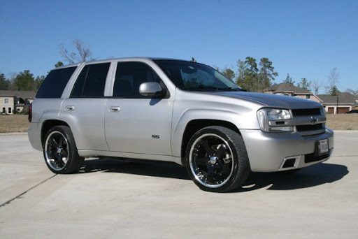FOR SALE: Chevy Trailblazer SS - Loaded - $16k - Never ...