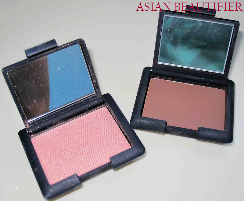 NARS Eyeshadow in Faith and Bengali