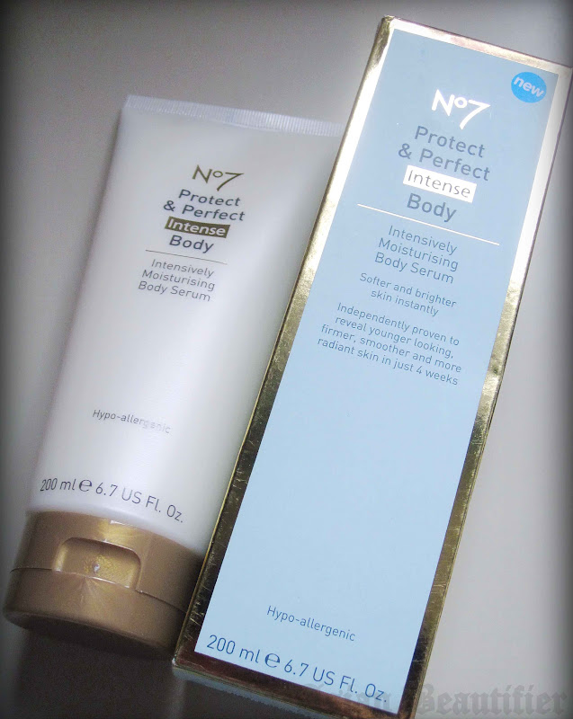 No7 Protect & Perfect Intensively Moisturising Body Serum