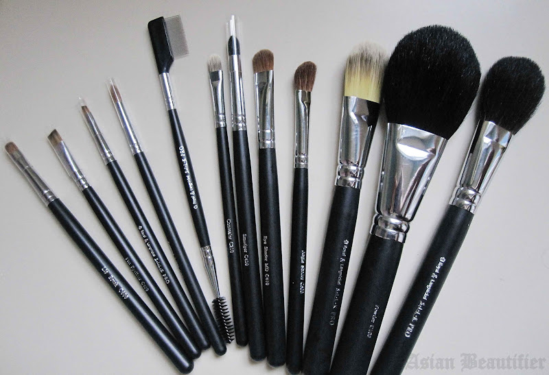 Royal & Langnickel Silk Pro 12-Piece Professional Brush Set