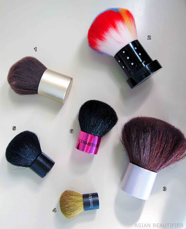 Makeup Brushes - Kabuki brush