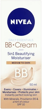 Nivea Visage BB Cream Medium Dark