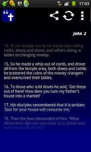 Bible 24  Protestant version - screenshot thumbnail