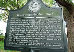 washington slept here