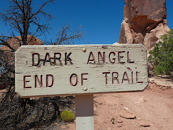 Dark Angel. End of Trail.