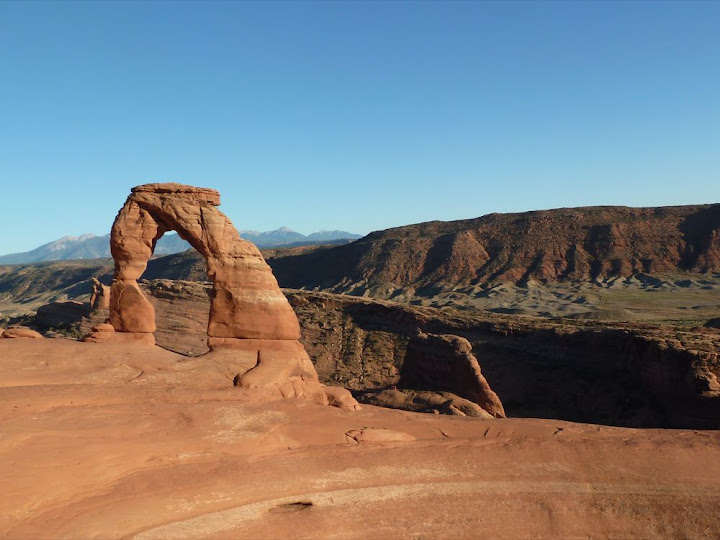 Arches near Moab, UT