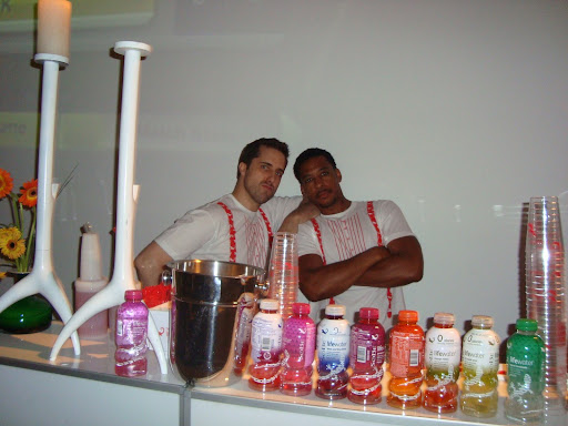 Bartending Getting Jiggy With it