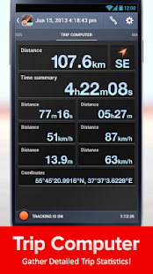 Speed Tracker Free - screenshot thumbnail