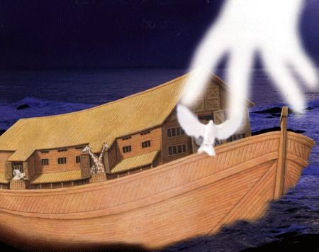 Svētais Gars jūs apzīmogo ticībā