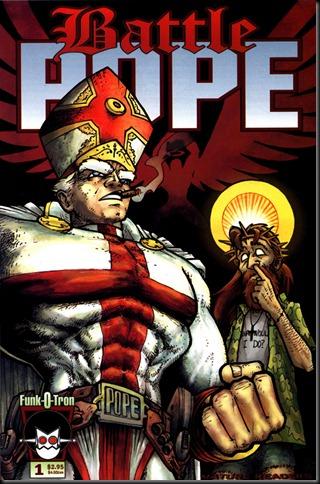 Battle Pope 1