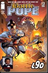 P00012 - Battle Pope #12