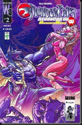 P00002 - Thundercats - Revancha de Hammerhand #2