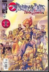 P00005 - Thundercats - Perros de Guerra #5