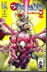 P00004 - Thundercats - Revancha de Hammerhand #4