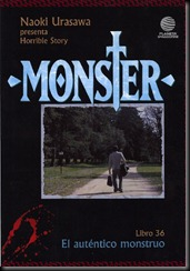 P00036 - Monster  - El autentico monstruo.howtoarsenio.blogspot.com #36