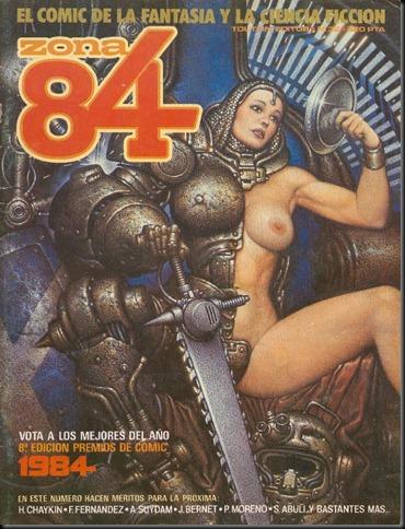 Zona 84 #32