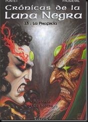 P00013 - Crónicas de la Luna Negra #13