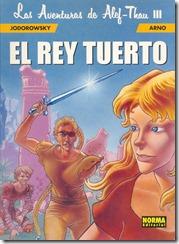 P00003 - Las aventuras de Alef-Thau  - El rey tuerto.howtoarsenio.blogspot.com #3